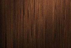 Board wall dark wood grain Royalty Free Stock Photos