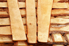 Board  wood  stack Stock Photos