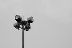 Boardcasting antenn Royaltyfria Bilder