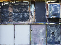 Boarded Up Windows Stock Photos