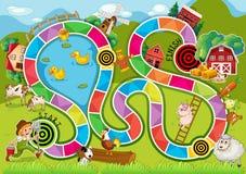 Boardgame Stock Foto