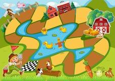 Boardgame Fotografia Stock