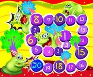 Boardgame Imagen de archivo