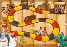 Boardgame Royalty-vrije Stock Afbeelding