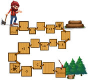 Boardgame Stock Photo