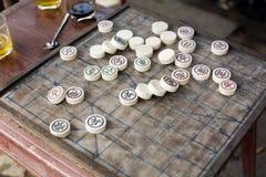 boardgame xiangqi 图库摄影