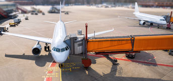 Boarding Stock Photography