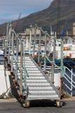 Boarding Bridge / Ladder Royalty Free Stock Photo