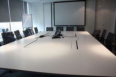 Boardroom Royalty Free Stock Photos