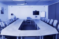 Boardroom Royalty Free Stock Photo