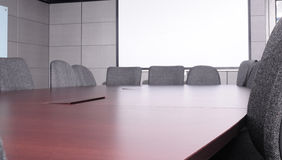 Boardroom. Royalty Free Stock Image