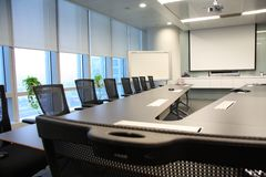 Boardroom Stock Image