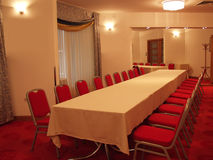 Boardroom Royalty Free Stock Photography