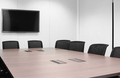 Boardroom. Royalty Free Stock Images