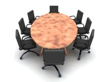 Boardroom 2 Stock Image