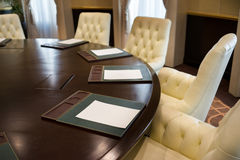 boardroom Photo libre de droits