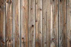 Boards. A wooden background - old boards Stock Image