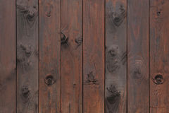 Boards in bog oak. Four weathered boards in very dark bog oak Royalty Free Stock Photography