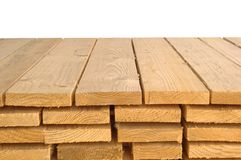 Boards, building Royalty Free Stock Photo