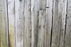 Boards crate fence nailed old vintage wood fencing Royalty Free Stock Photography