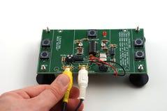 boards elektronik royaltyfria foton