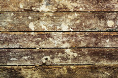 Boards with spots of paint Royalty Free Stock Photography