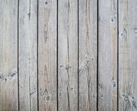 Boards Unpolished Wooden With Screws Stock Images
