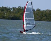 Boardsurfing Lizenzfreie Stockfotos