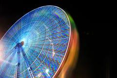 boardwal колесо рискованного предприятия ferris выдержки Стоковое Фото