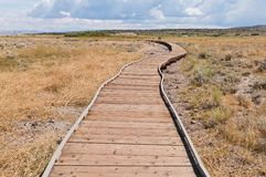 Boardwalk Stock Images
