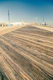 Boardwalk zdjęcia royalty free
