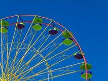 Boardwalk Ferris Wheel Stock Photos