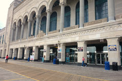 Boardwalk Hall Royalty Free Stock Images