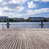 Boardwalk havel Royalty Free Stock Photo