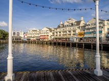 Boardwalk Hotel, Disney World Royalty Free Stock Images