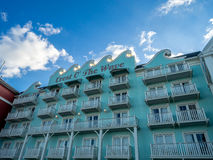Boardwalk Hotel, Disney World Royalty Free Stock Image