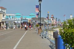 Boardwalk Stock Photography