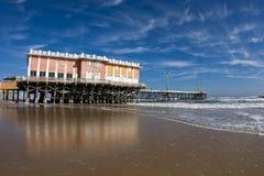 boardwalk molo zdjęcie royalty free