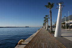 Alicante Port Royalty Free Stock Photography