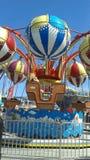 Boardwalk ride. A boardwalk amusement ride Royalty Free Stock Photos