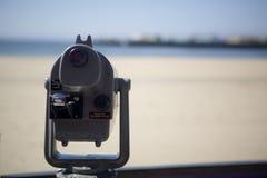 Boardwalk Santa Cruz Royalty Free Stock Images