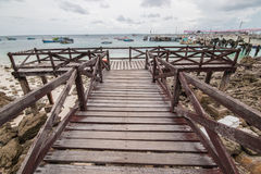 Boardwalks Royalty Free Stock Images