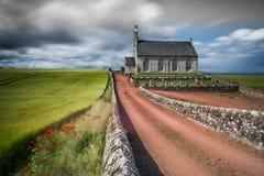 Boarhill Church, Fife , Scotland Royalty Free Stock Photos