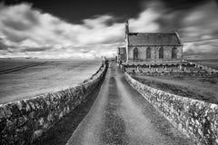 Boarhill Church, Fife , Scotland Royalty Free Stock Photo