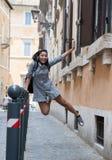 Boas festas em Roma Foto de Stock Royalty Free