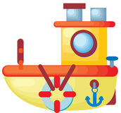Boat Royalty Free Stock Photo