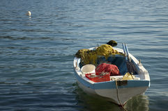 Boat 2. Boat at the sea Stock Photo