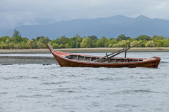 Boat. Local fisherman boat, south of Thailand Royalty Free Stock Photography