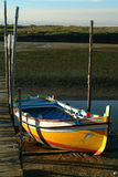 Boat. Fish boat Stock Image