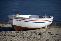 Boat. View from Marmaris, Turkey Royalty Free Stock Photo